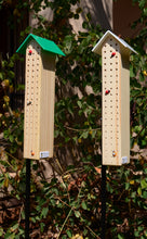 Load image into Gallery viewer, F - Specialised Bee Hotel - Free-Standing Spike