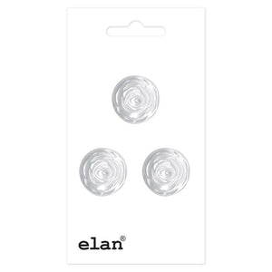 ELAN Shank Button - 15mm (5⁄8″) - 3 count - 057089A