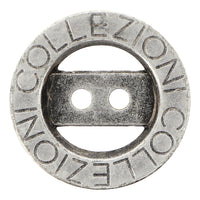ELAN 2 Hole Button - 20mm (3⁄4″) - 2 count - 159039 A