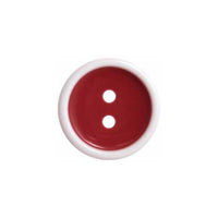 ELAN 2 Hole Button - 15mm (5⁄8″) - 3 count