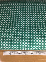 Flannel plaid green #24