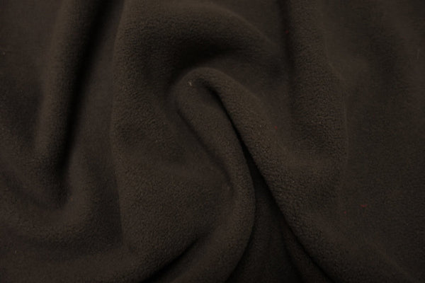 Glacier Solid Fleece- Cocoa