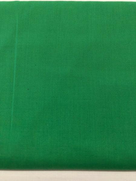 Poly cotton #24 green