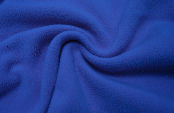 Glacier Solid Fleece- Royal