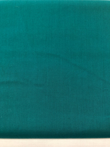 Poly cotton #18 Teal