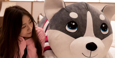 Soft toys are helping reduce stress & loneliness