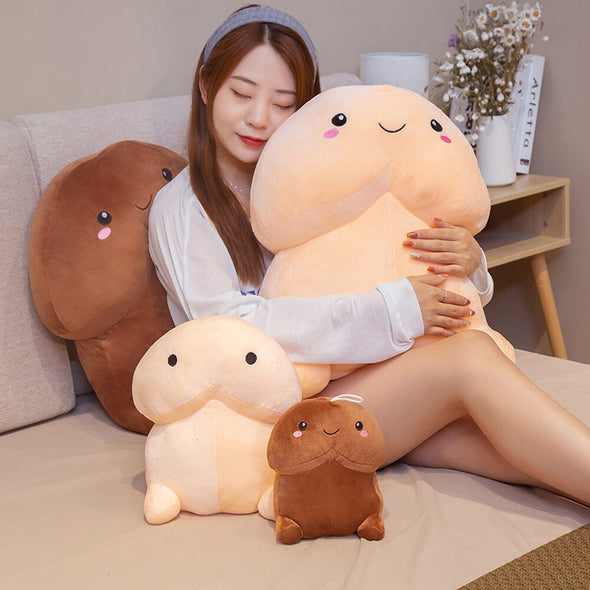 Tiny D Pillows (4 VARIANTS, 4 SIZES)