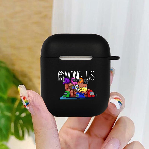 Among Us Art AirPods Case