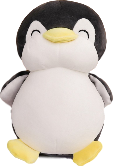 Super Soft Penguin Plushie (3 COLORS, 3 SIZES) - Subtle Asian Treats