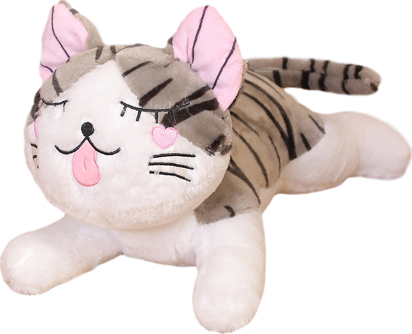 Chi Cat Plushie (6 VARIANTS, 4 SIZES) - Subtle Asian Treats