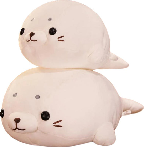 Baby Seal Plush (2 SIZES) - Subtle Asian Treats