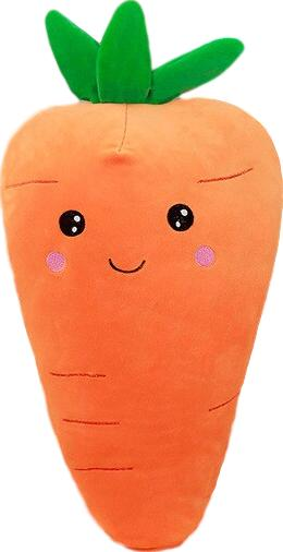 Giant Carrot Plush (3 SIZES) - Subtle Asian Treats
