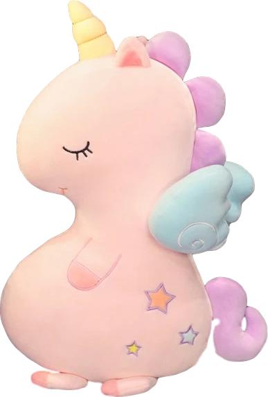 Kawaii Unicorn Plushie (3 COLORS, 4 SIZES) - Subtle Asian Treats