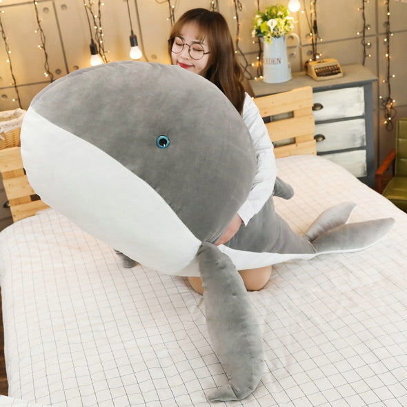 Gargantuan Whale (3 COLORS, 4 SIZES) - Subtle Asian Treats