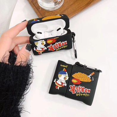Korean Spicy Noodles AirPods Case - Subtle Asian Treats