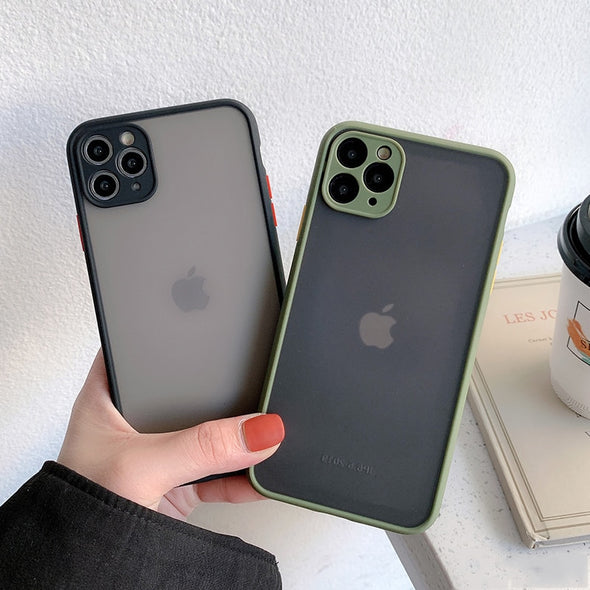 Color Pop iPhone Case (with Camera Bump)
