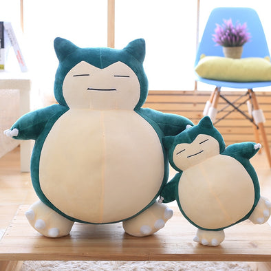 Snorlax Plushie (6 SIZES)