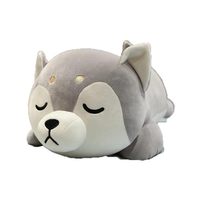 Sulky Husky Plush (4 SIZES) - Subtle Asian Treats