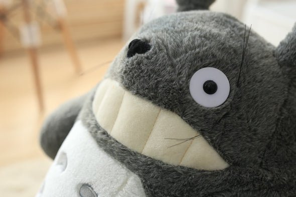 Totoro Plushie (2 VARIANTS, 4 SIZES)