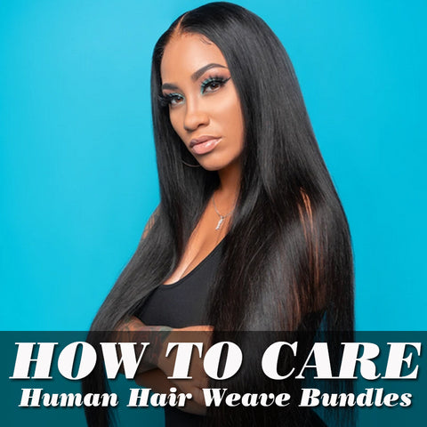 Mswisdom Peruvian Straight Hair 3 Bundles with 4*4 Lace Closure