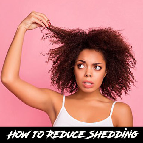 How to Reduce Shedding and care your human hair weave