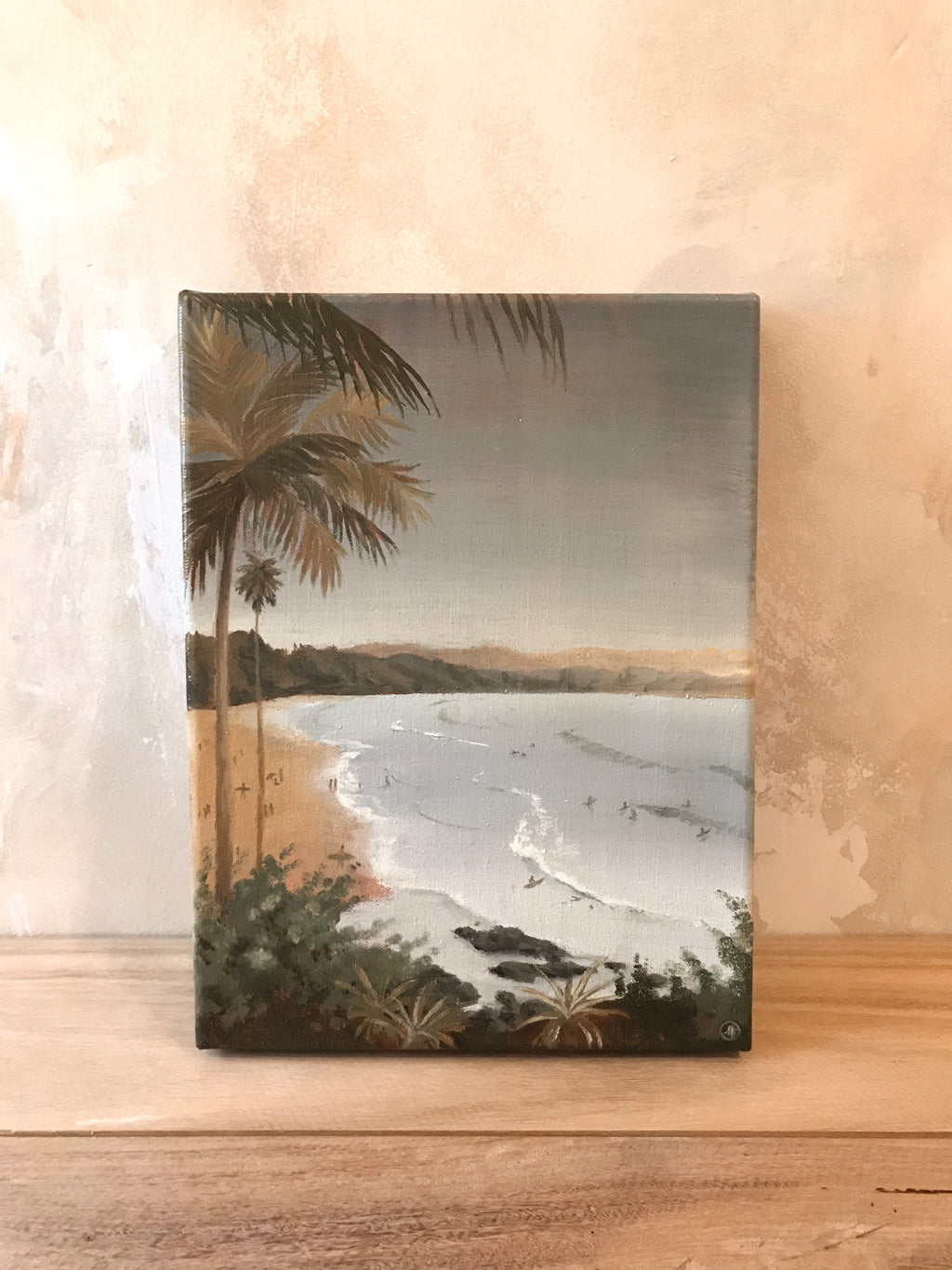 "Byron Bay 10x12"" Original Artwork"
