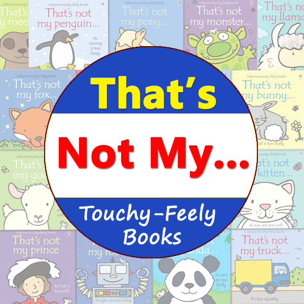 Baby Books for your Baby's First Words