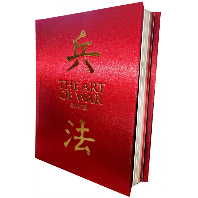 The Art Of War Book Deluxe Special Gift Hardback Ver - Sun Tzu - books 4 people
