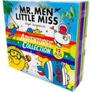 Mr. Men & Little Miss Adventures Collection 12 Books Box Set by Roger Hargreaves - books 4 people
