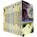 Inspector Montalbano 10 Books Set Collection by Andrea Camilleri Series 2