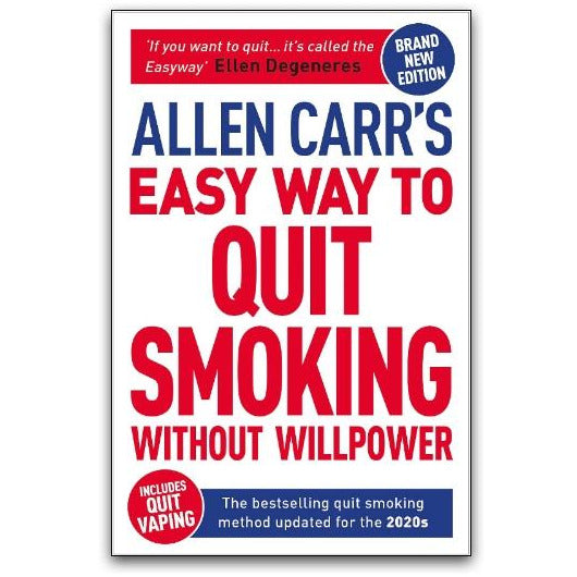 Allen Carr Easy Way to Quit Smoking Without Willpower