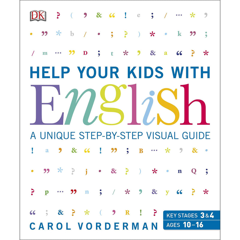 Help Your Kids with English - books 4 people