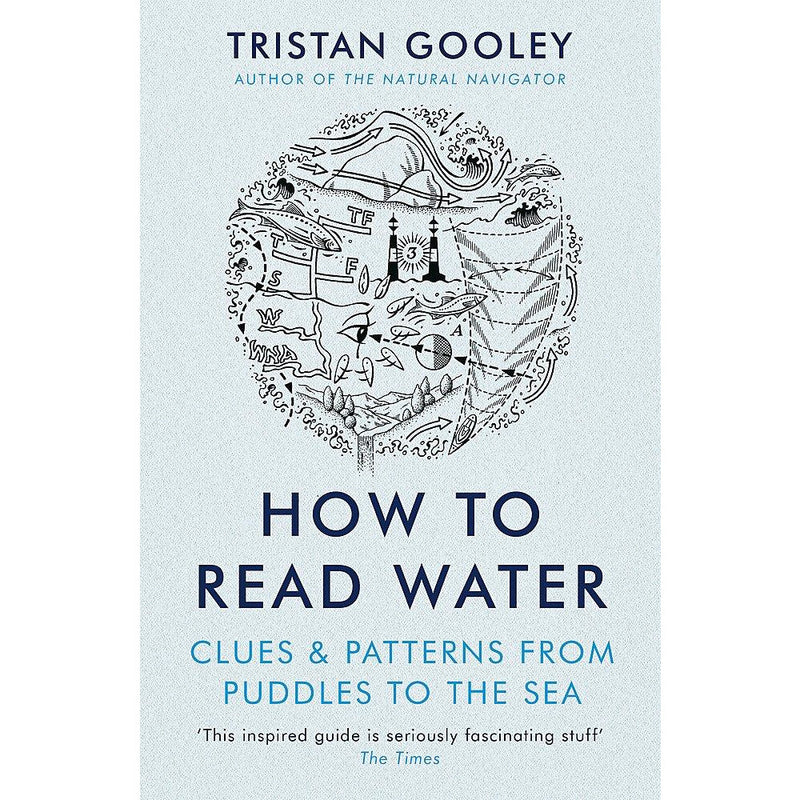 Tristan Gooley 3 Books Collection Set - books 4 people