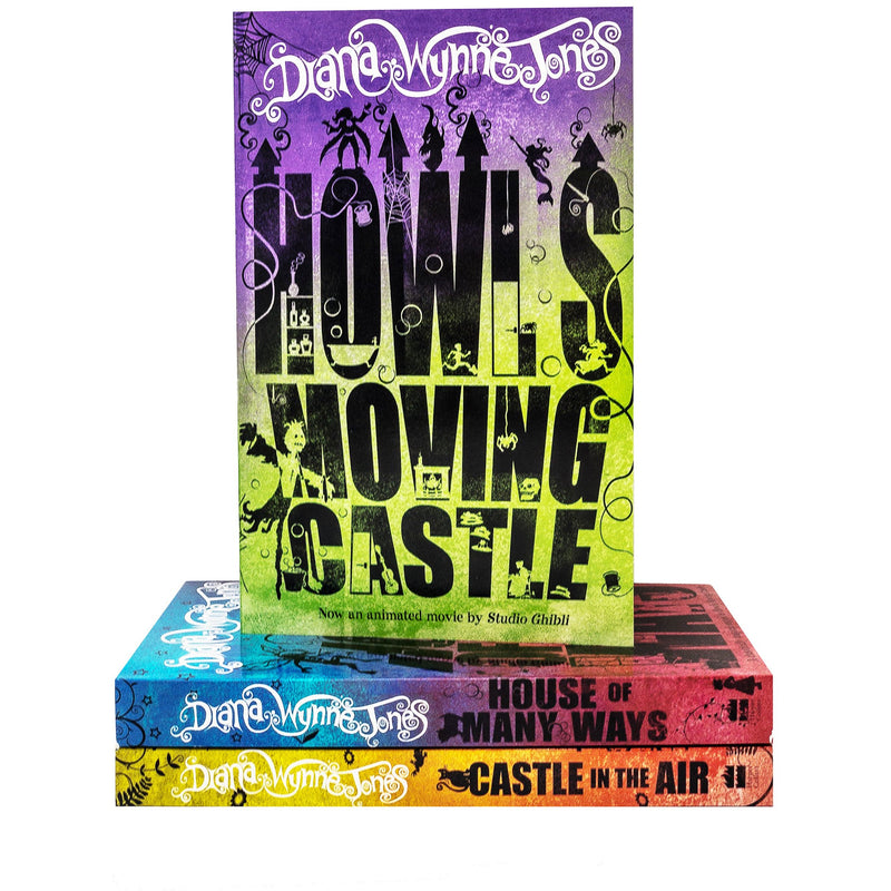 Land of Ingary Trilogy Moving 3 Books Children Gift Set By Diana Wynne Jones