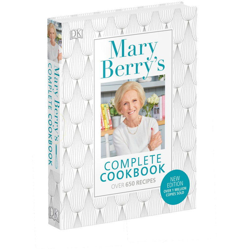 Mary Berry's Complete Cookbook Over 650 Recipes Book
