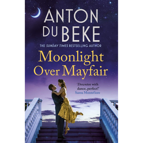Moonlight Over Mayfair - books 4 people