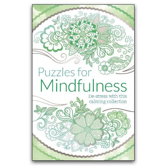 Puzzles for Mindfulness by Eric Saunders