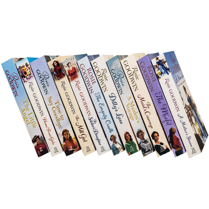Rosie Goodwin Series 11 Books Collection Set