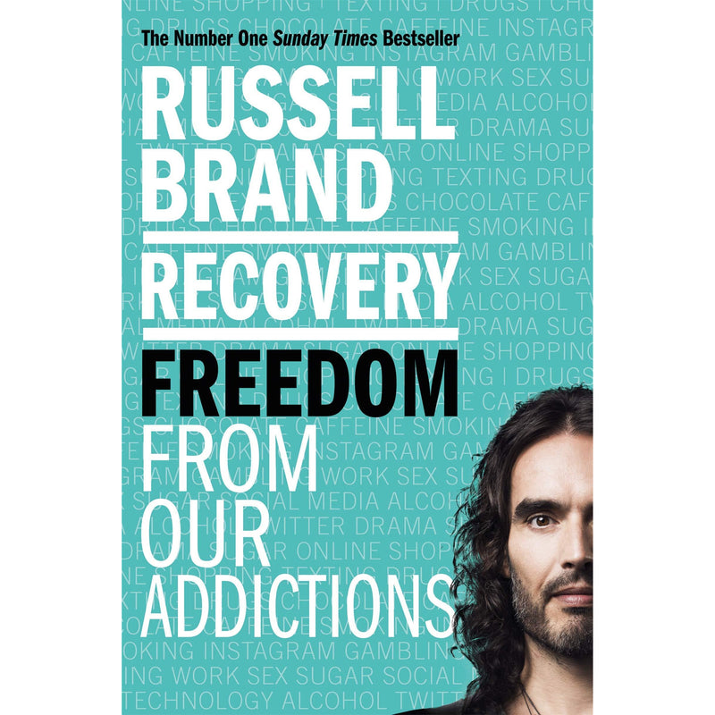 Recovery - Freedom From Our Addictions - books 4 people