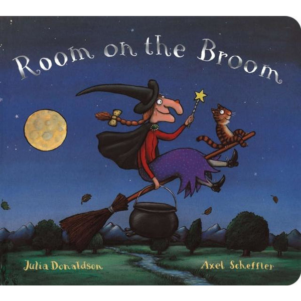 Room on the Broom Children Board Book