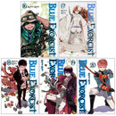 Blue Exorcist Volume 16-20 Collection 5 Books Set Series 4 by Kazue Kato - books 4 people