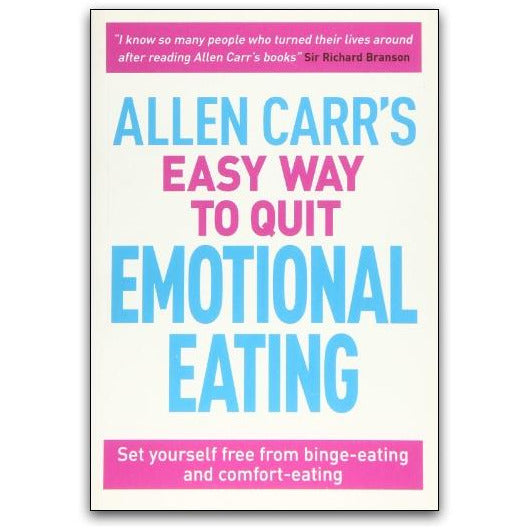 Allen Carr Easy Way to Quit Emotional Eating
