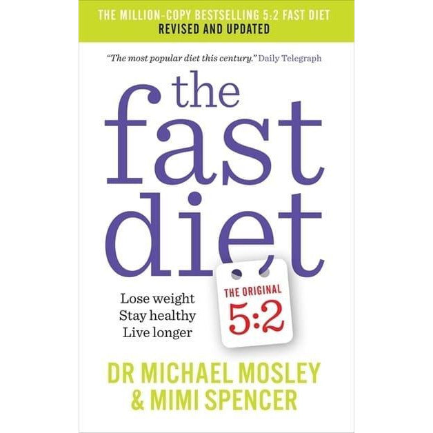 Fast Diet, 8-Week Blood Sugar Diet, Clever Guts Diet & Fast 800 (4 Book Set Collection)
