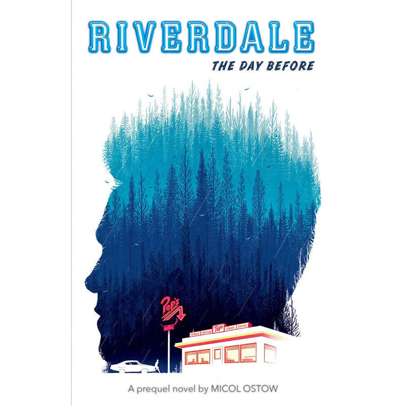 Riverdale Series 4 Books Collection Set by Micol Ostow
