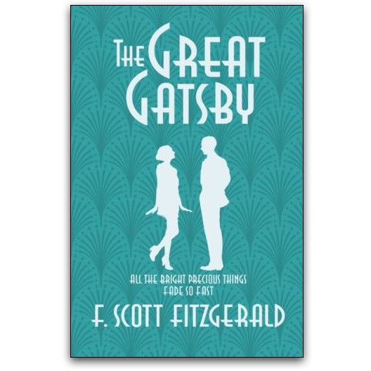 The Great Gatsby (Arcturus Silhouette Classics)