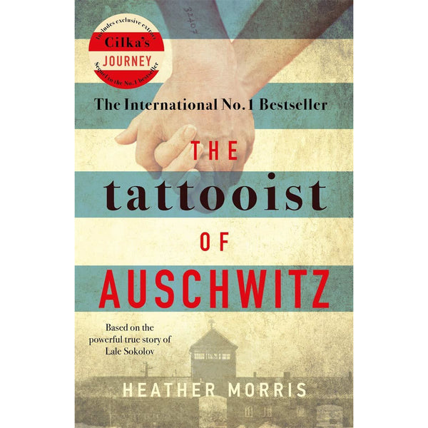 The Tattooist Of Auschwitz The Heart-breaking And Unforgettable International Bestseller - books 4 people