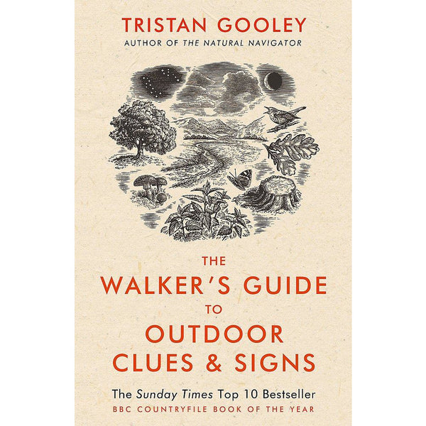 The Walker's Guide to Outdoor Clues and Signs - books 4 people