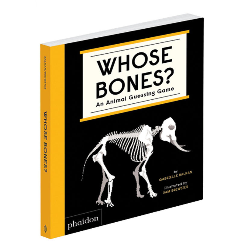 Whose Bones? An Animal Guessing Game