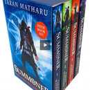 The Summoner 4 Books Box Set Collection By Taran Matharu - The Novice The Inquisitionthe Battlemag.. - books 4 people