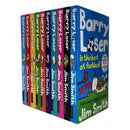 Barry Loser Collection Jim Smith 10 Books Set - books 4 people
